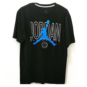 Michael Jordan Men's Short Sleeve Tee Shirt M